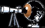 telescopio ojo